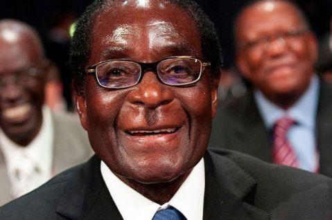 Zimbabwe's+President+Robert+Mugabe